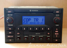 VOLKSWAGEN VW PREMIUM 6 RADIO CD PLAYER JETTA PASSAT GTi 2002 03 04  3B7035180 F
