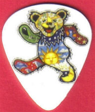PSYCHEDELIC GRATEFUL DEAD DANCING MARCHING BEAR GUITAR PICK FULL COLOR