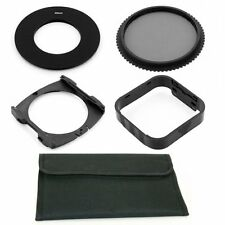 49mm Adapter Ring,CPL Filter,Wide Holder,Hood,Pouch fo Cokin P Series System,USA