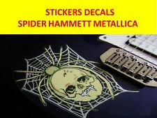 STICKER SPIDER KIRK HAMMETT METALLICA VISIT OUR STORE WITH MANY MORE MODELS