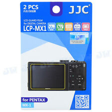 LCD Guard Film Camera Screen Display High Definition Protector For Pentax MX-1