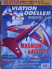 Aviation Modeller International - October 1999 Complete with Unused Plan Fantasy