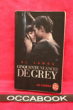 Cinquante nuances de Grey T1 - Edition film - E L James