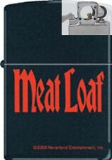 Zippo 218 meat loaf music Lighter with PIPE INSERT PL