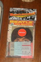 Beatlemania Memorabilia Pack The Beatles 60s fan club Mags Tickets Repros Gift
