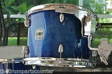 "GRETSCH CATALINA BIRCH 12"" RACK TOM in COBALT BLUE BURST for DRUM SET #M618"