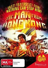 The Man From Hong Kong (DVD, 2016) (Region 4) Aussie Release