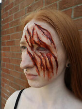 Werewolf Animal Attack Laceration Prosthetic Cosplay Walking Dead
