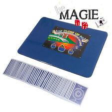Tapis de magie BLEU - 40 x 27,5 cm - Qualité VDF