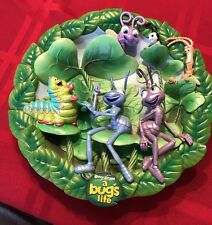 RARE! Disney Pixar A BUG'S LIFE : 3D Plate : Numbered Limited Edition - NEW