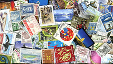 Iceland Lot of 100 Different Cancelled Stamps