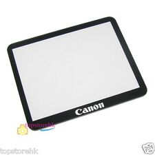 Canon EOS 5D Mark II Outer LCD Screen Window Glass Cover MKII CB3-4948-000 000
