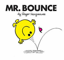 """Hargreaves, Roger Mr. Bounce (Mr. Men Classic Library) """"AS NEW"""" Book"""