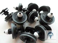20x TOURAN TIGUAN GOLF PASSAT POLO SKODA SUPERB PORTA clip di fissaggio
