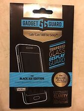 Motorola Moto Z Droid Force Gadget Guard Ice Tempered Glass Screen Protector
