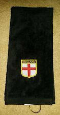 England Shield Flag Golf Towel