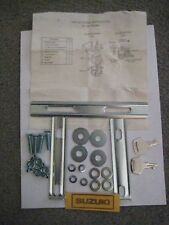 SUZUKI FA 50 TRUNK MOUNTING KIT OPTIONAL WITH INSTRUCTIONS NOS!
