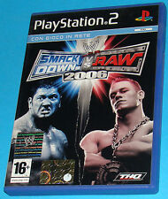 Smackdown vs Raw 2006 - Sony Playstation 2 PS2 - PAL
