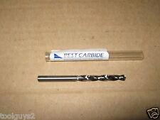 #62(.0380) Jobber( Std) Solid Carbide 25Deg Helix 118Deg Split Pt Drill Bit New