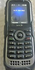 Sprint Kyocera DuraPlus E4233 No Contract Push-To-Talk Rugged 3G GPS Cell Phone