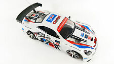 Sale Price HARDCORE White RC 1-10 4WD Replica BTCC GTi JDM Skid Drift Race Car