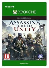 ASSASSIN's Creed Unity Xbox One full Game download DIGITALE CHIAVE