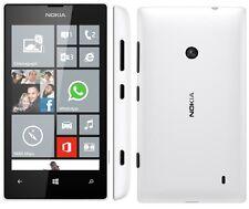 ** NUOVISSIMO ** Nokia Lumia 520 - 8 GB TELEFONO CELLULARE BIANCO * * * * Sbloccato * NUOVISSIMO *