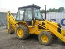 JCB 200 Series 1400B 1550B 1700B backhoe loaders Workshop Service repair Manual