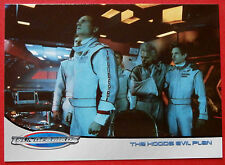 Thunderbirds (il film 2004) - CARD #44 - THE HOOD'S piano malvagio-carte Inc 2004