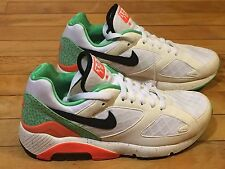 NIKE AIR MAX 180 SIZE UK EXCLUSIVE 615287-108 SZ9 AIR MAX CON SAFARI ATMOS PATTA