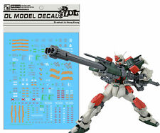 D.L high quality Decal water paste For Bandai MG 1/100 GAT-X103 Buster Gundam