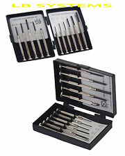 11 Piece Screwdriver Set Small Screw Jewellers Glasses Laptop PC Watch repairing