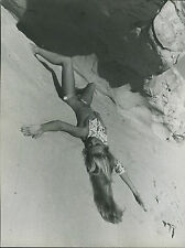 PHOTO VINTAGE : Jean Clemmer NUES Paco Rabanne 1969 sexy - tirage argentique 02