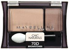 Maybelline Expertwear Eye Shadow DUO - Browntones 70D