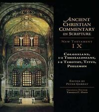 Ancient Christian Commentary on Scripture: Ancient Christian Commentary on...