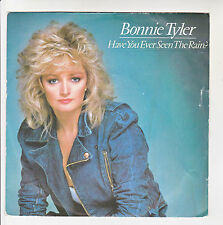 """Bonnie TYLER Vinyl 45T 7"""" HAVE YOU EVER SEEN THE RAIN ? - CBS 3517 F Rèduit RARE"""