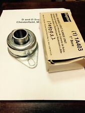 """DAYTON 1A403 Flange Mount Bearing, 2 Bolt, 1"""" Bore, Made-In-The-USA"""