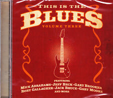 V/A this is the blues volume three CD NEU OVP/Sealed