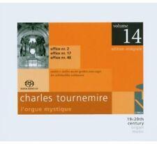 Tournemire,C. - L'Orgue Mystique [SACD New]