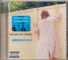 AMERICAN HI-FI - The Art of Losing  - CD - MUS