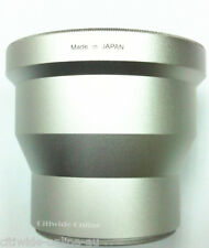 52mm 3.0x 3x HD telephoto lens for DSLR M4/3 made in japan