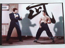 PHOTO COLLECTION BRUCE LEE N°  210 - LA FUREUR DE VAINCRE
