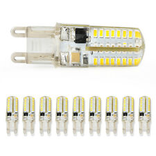 10X Warm White 6W G9 LED Bulbs 3014LEDs Spotlight Energy Saving Light Lamp 240V