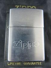 Zippo Feuerzeug Lighter Zippo von 1999 in OVP Zippo