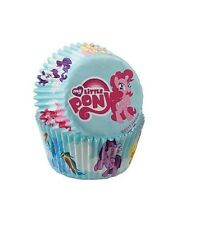 WILTON-My Little Pony Cupcake Casi-Confezione da 50-Party Supplies
