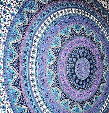 Mandala Tapestry Home Decor Furniture Covering Wall Art Large Size 90 x 90 inch