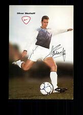 Oliver Bierhoff Autogrammkarte DFB Nationalspieler+ A 13375 D