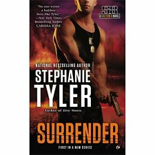 A Section 8 Novel: Surrender 1 by Stephanie Tyler ~GOOD CONDITION~