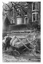 pt4569 - Whitby , Esk Terrace bombing 1914 , Yorkshire - photo 6x4