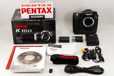 """MINT! in BOX"" PENTAX K10D 10.2 MP Digital SLR Camera w/ Battery grip From Japan"